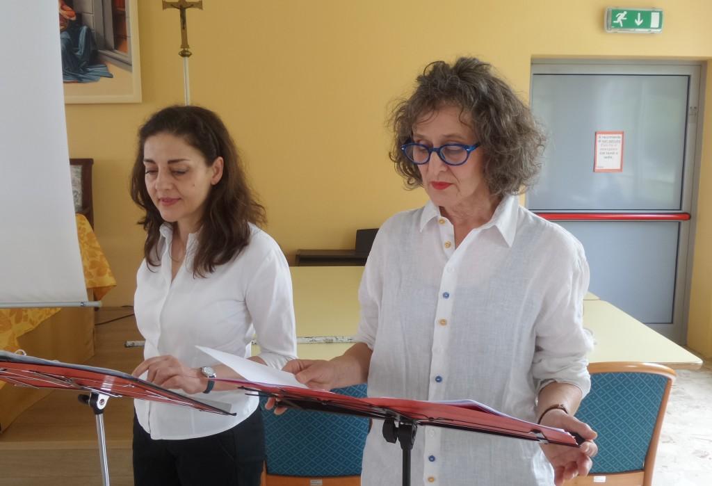 Elena e Mariella